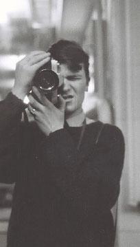 Kari valokuvaa 1960-luvun alussa.