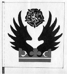 Munkkivuoren Reservinupseerien lippu